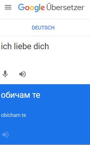 google übersetzer deutsch albanisch
