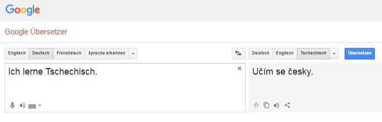 übersetzer tschechisch deutsch gesucht