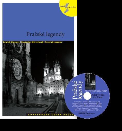 Prager Legenden Pražské legendy
