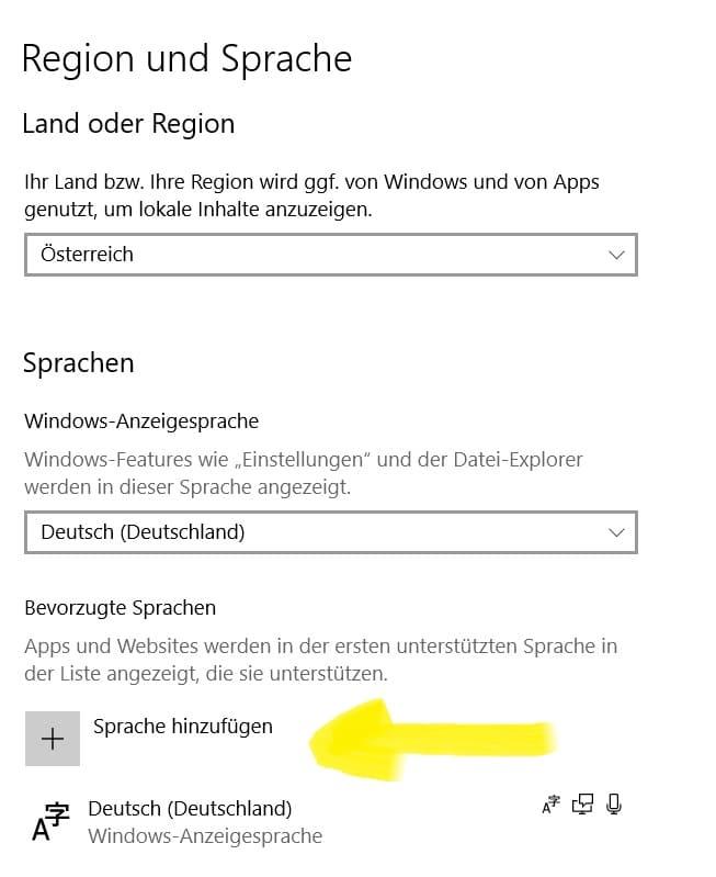 windows 10 deutsche tastatur download