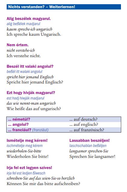 Lernen Sie Ungarisch Testen Sie Kostenlos Einen Ungarisch